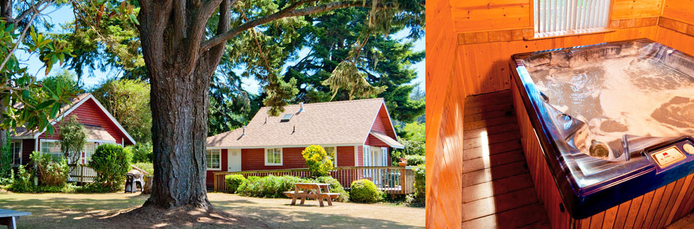 Hotel Accomodations - Humboldt County, CA