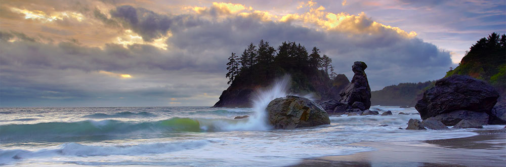 One of the Beautiful Beaches of Trinidad, CA